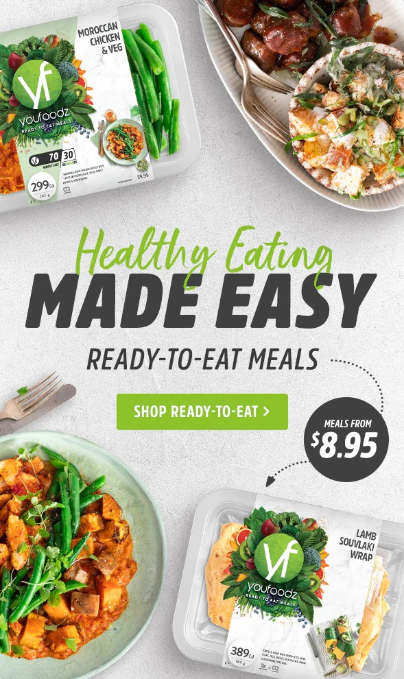 Healthy Ready Made Meals