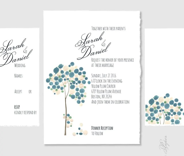 Custom Wedding Suite Package Printable Save The Date Wedding Invitations Rsvp Thank