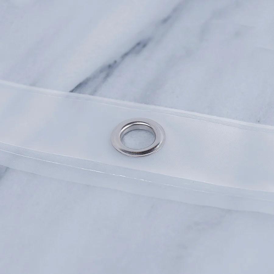 10g clear shower liner