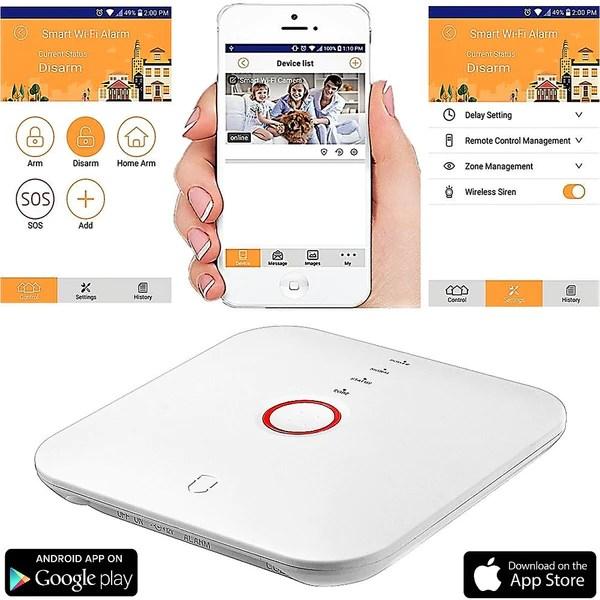 Diy Home Security Systems Cameras