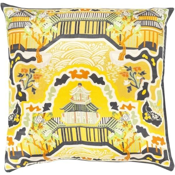 asian inspired throw pillows online