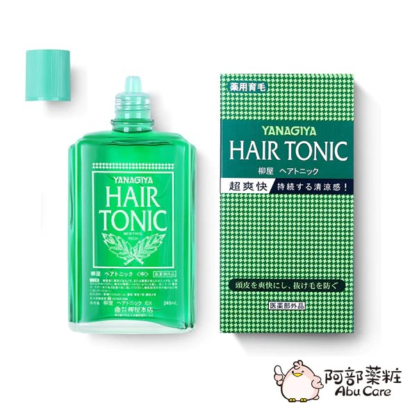 YANAGIYA/柳屋 清涼髮根營養液 240ml   AbuCare Limited