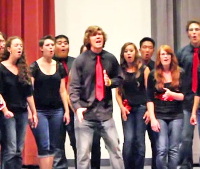 College A Cappella Groups Stunning Free Bird Arrangement Will Give You Goosebumps