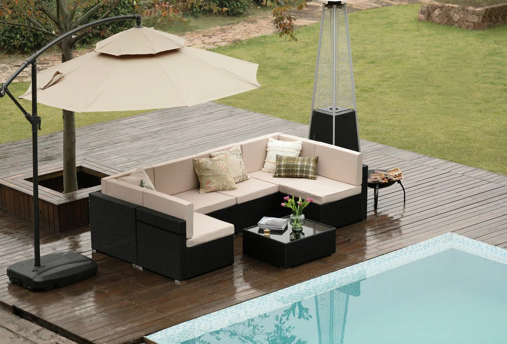 best outdoor furniture for relaxing