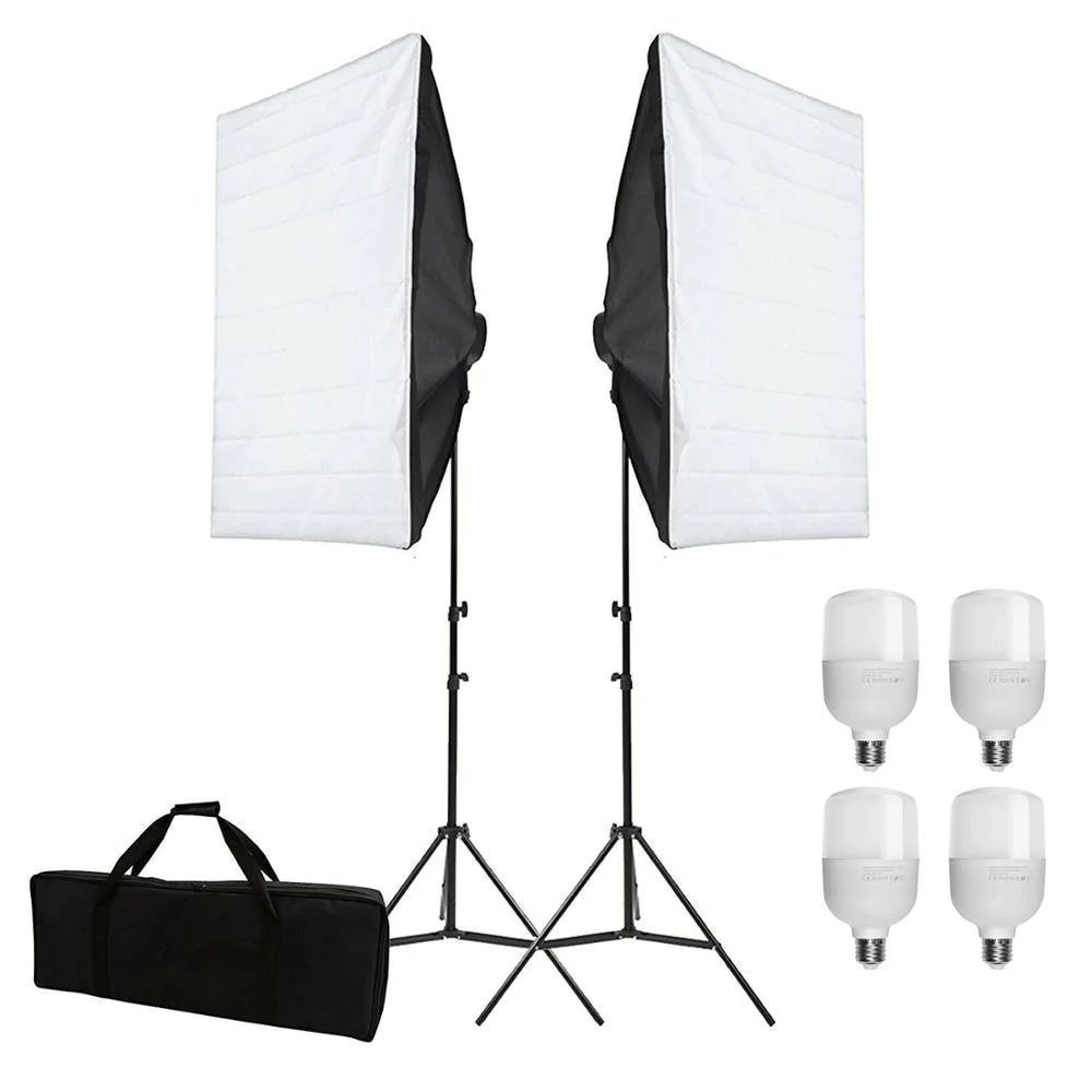 4x25w led continuous lighting kit 20