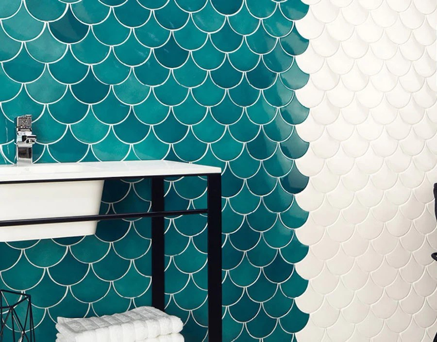 style files 10 bathroom tile trends