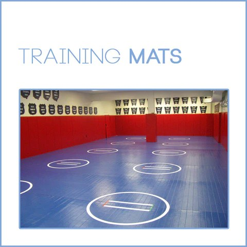 Gymnastics Mats, Wall Pads, Martial Arts Mats by AK Athletic Equipment