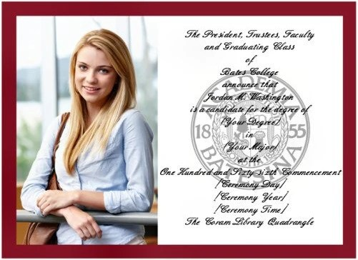 Purchase Graduation Announcements