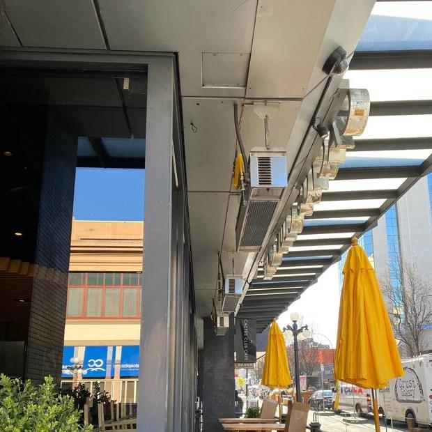 sunpak patio heaters gaslight heat