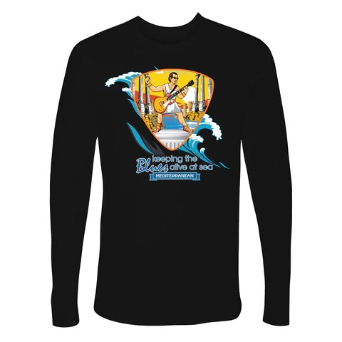 Live at the Greek Theatre Long Sleeve (Men) ***PRE-ORDER***