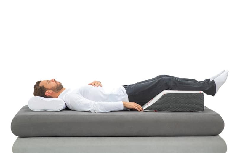 orthopedic leg raise pillow rachitic