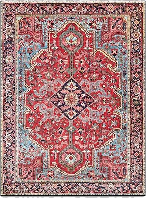 tapis de salon marocain