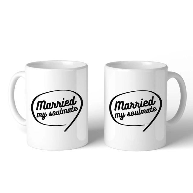 Image result for soulmate couple mugs