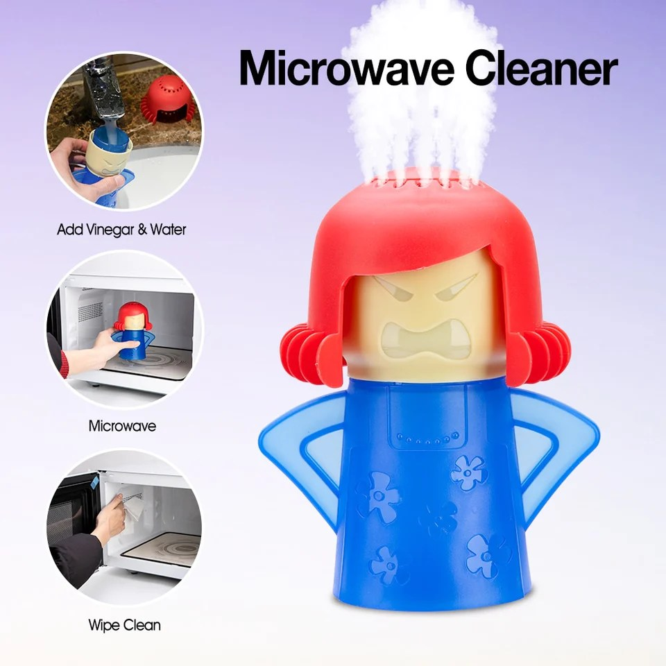 angry mama steam cleaner