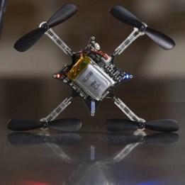 Crazyflie Nano Quadcopter Kit 10-DOF