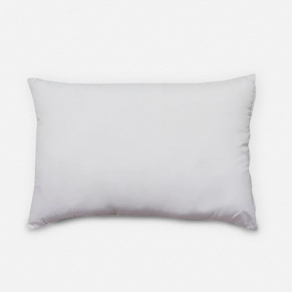 cotton pillow inserts dr soft
