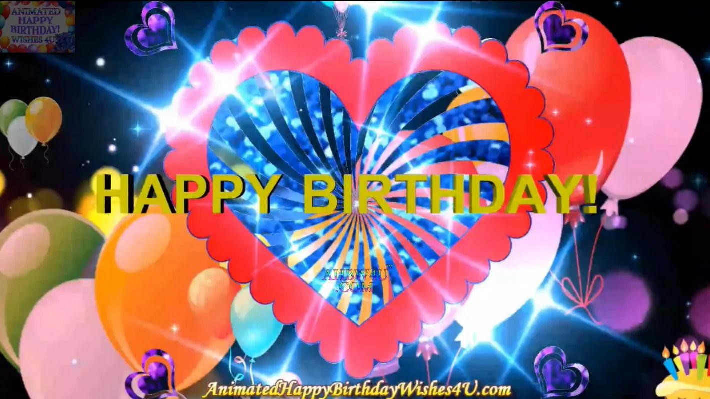 315 Happy Birthday Cha Cha Wishes Animated Happy Birthday Wishes 4u