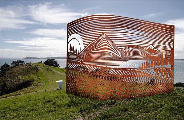 Decorative Landscape Panels