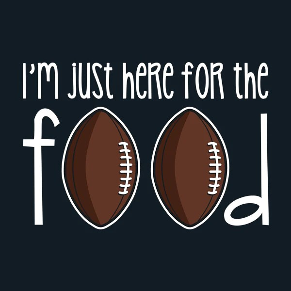 Image result for i'm just here for the food