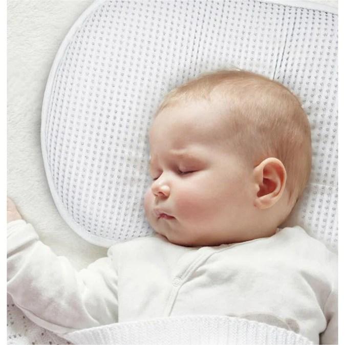 bonbijou snug washable infant pillow