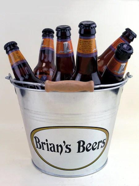 Personalized Beer Bucket