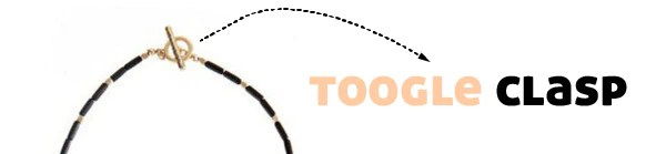 Toggle Necklace Clasp