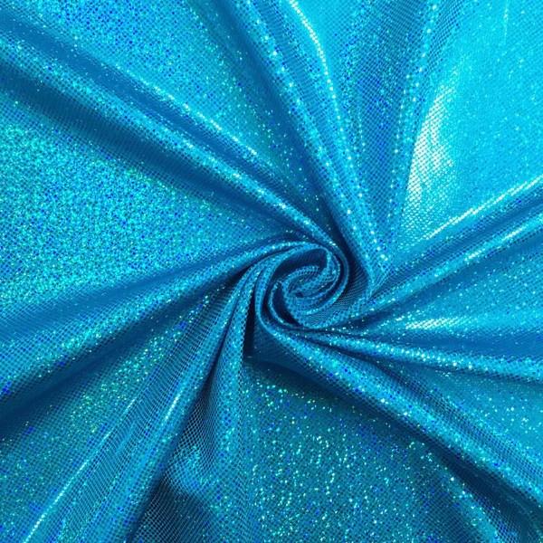 Sheer Stretch Knit Fabric