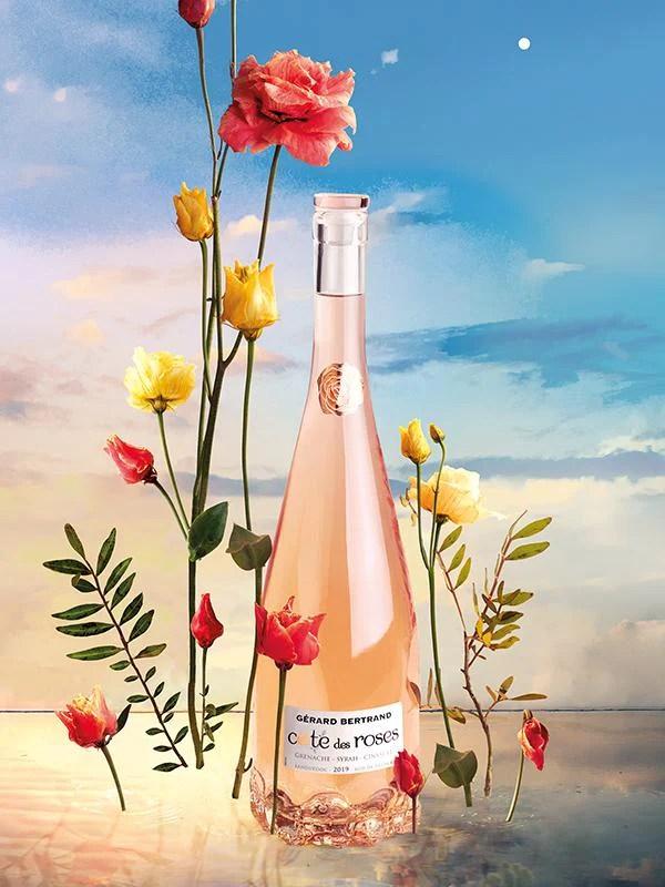 Cote des Roses rosé 2020 - 75cl - AOP Languedoc