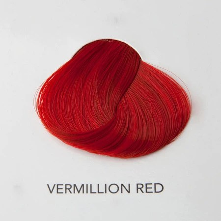 directions vermillion red hair dye ramriot