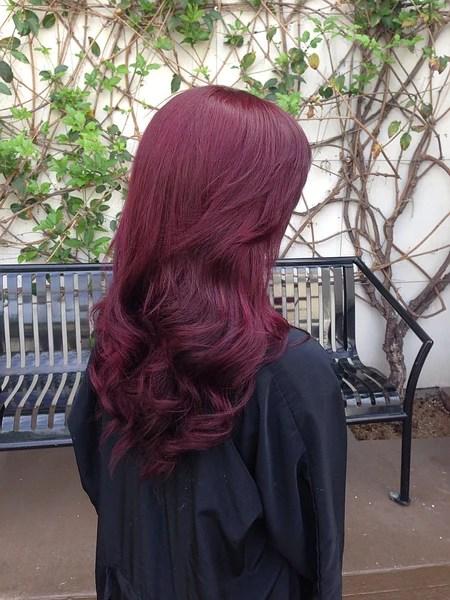 Directions Dark Tulip Hair Dye RamRiot