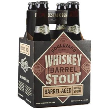 "Image result for whiksy  barrel stout boulevard"""