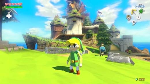 The Legend of Zelda Wind Waker