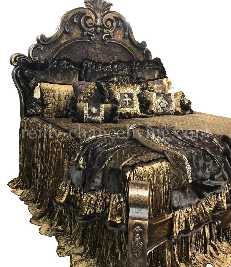 coco old world bedding set