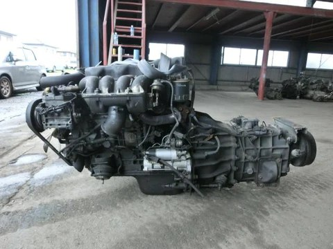 Mitsubishi Canter 4D35 Engine Workshop Service Repair