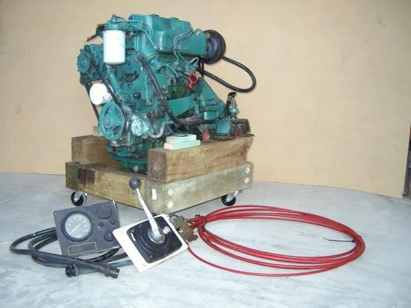 VOLVO PENTA MD1B MD2B MD3B Marine Diesel Workshop Manual