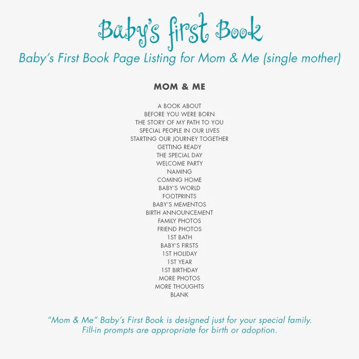 Personalized Babys First Book Blue Baby Lion Paper Amp Pearl