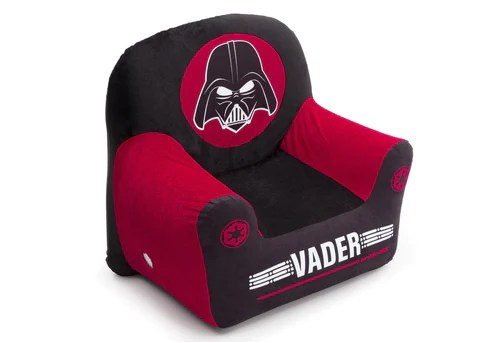 Star Wars Club Chair Darth Vader Delta Children