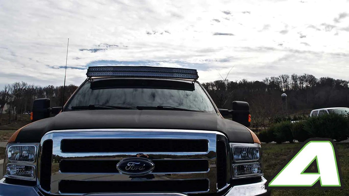 Ram 2500 Led Light Bar