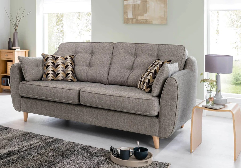 The Daltrey Iconic Scandinavian Style Sofa Collection The Interior Outlet
