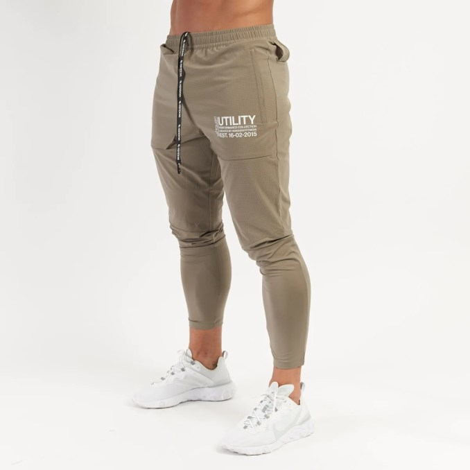 Vanquish Utility Men's Khaki Training Pants