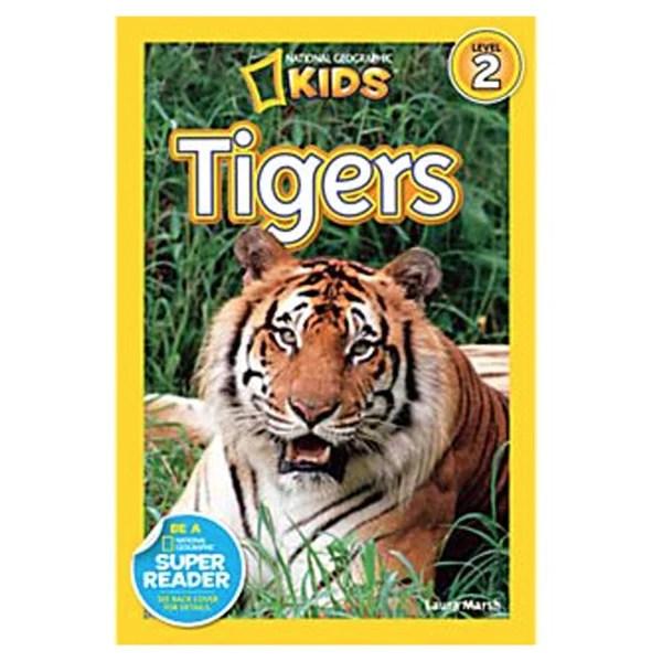 Book For Kids Nat Geo Tigers Big Cat Rescue