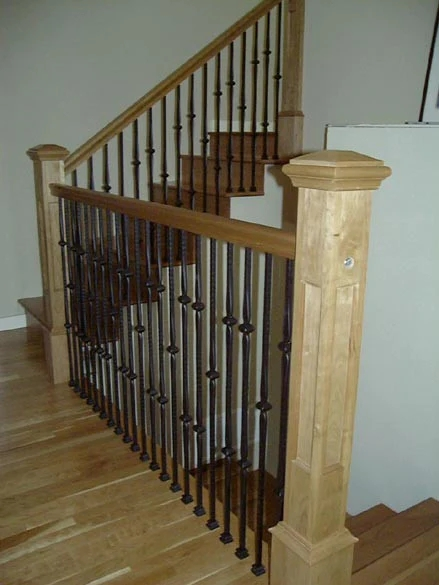 Should I Match My Staircase To My Hardwood Floor Stair Parts Usa | Two Tone Wood Stairs | Timber | Partially Carpeted | White Back | Diy | Rug