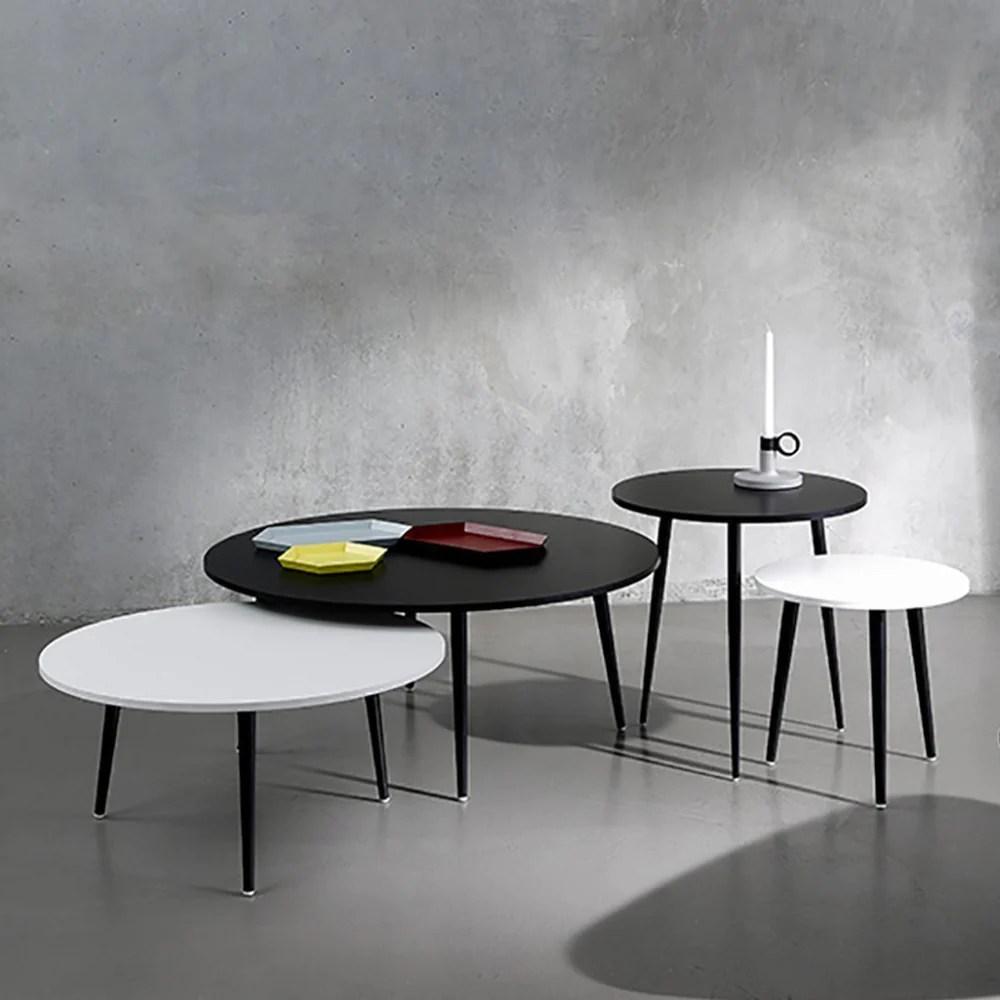 soho small round coffee table