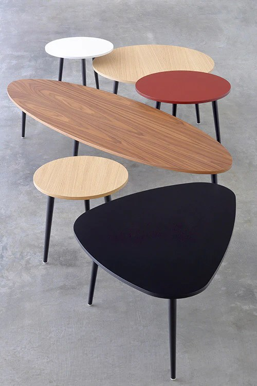 soho small round coffee table by
