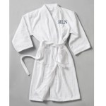 Personalized Men S Bathrobe White A Gift Personalized