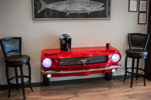 1965 Mustang Console Table Carfurniture Com