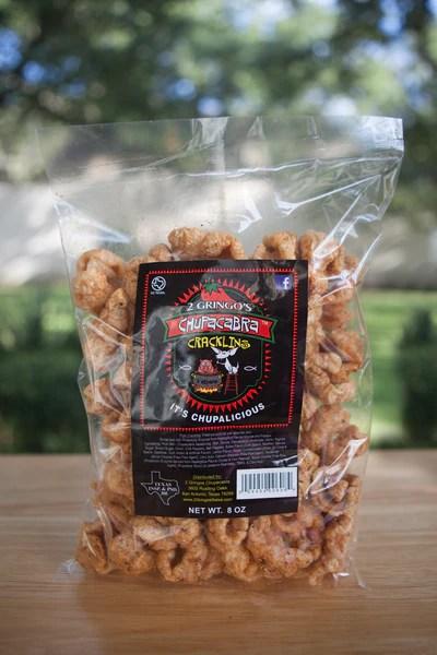 Texas Style Pork Cracklings 8 Oz 2 Gringo S Chupacabra Llc