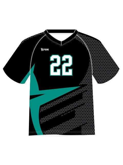 Download Men's Angle Sublimated Jerseys | Rox Volleyball