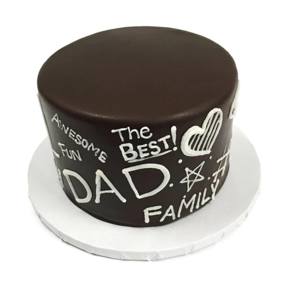 Everything Dad Theme Cake Freed's Bakery