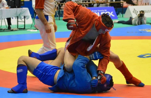 Reglamentos de las competiciones de Sambo Combat Sambo